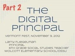 Wicked Cool Evidence Gathering. The Digital Principal, Part 2.