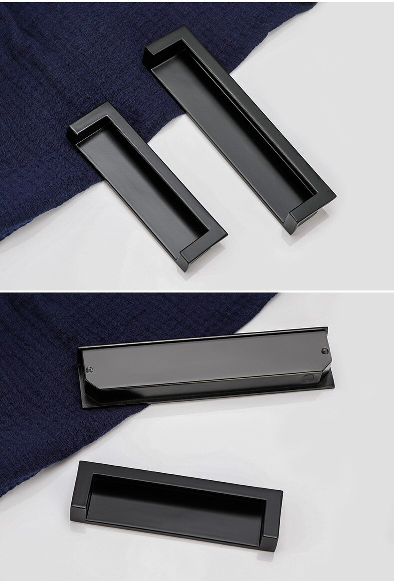 Black - Hole Spacing 64Mm // 2.5 Inch - 5 Pack WYANAN Bow Cabinet Door Handle Cabinet Modern Minimalist Carved Wardrobe Cupboard Black Cabinet Door Handle Shoe Cabinet Drawer Solid Small Handle