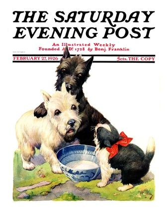 Dogs & Puppies, Prints and Posters at Art.com