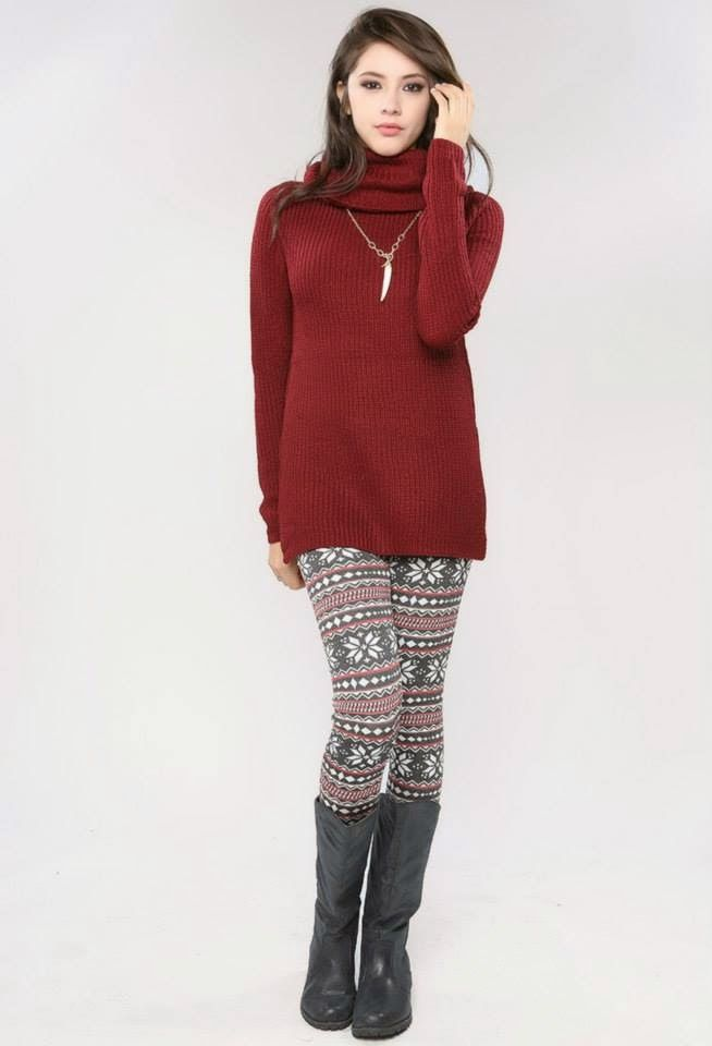 New Winter Wear Dresses 2015 For Teen Girls By Papaya Clothing ...
