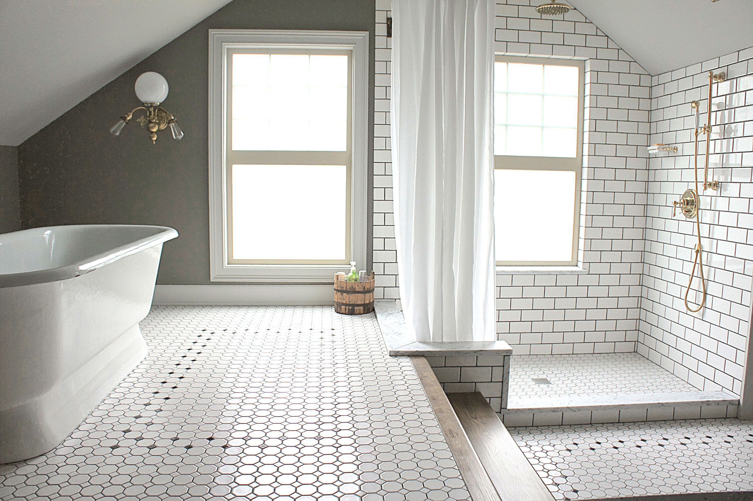 Kaemingkdesign | Bath {clean} | Pinterest | Attic, Open bathroom and ...