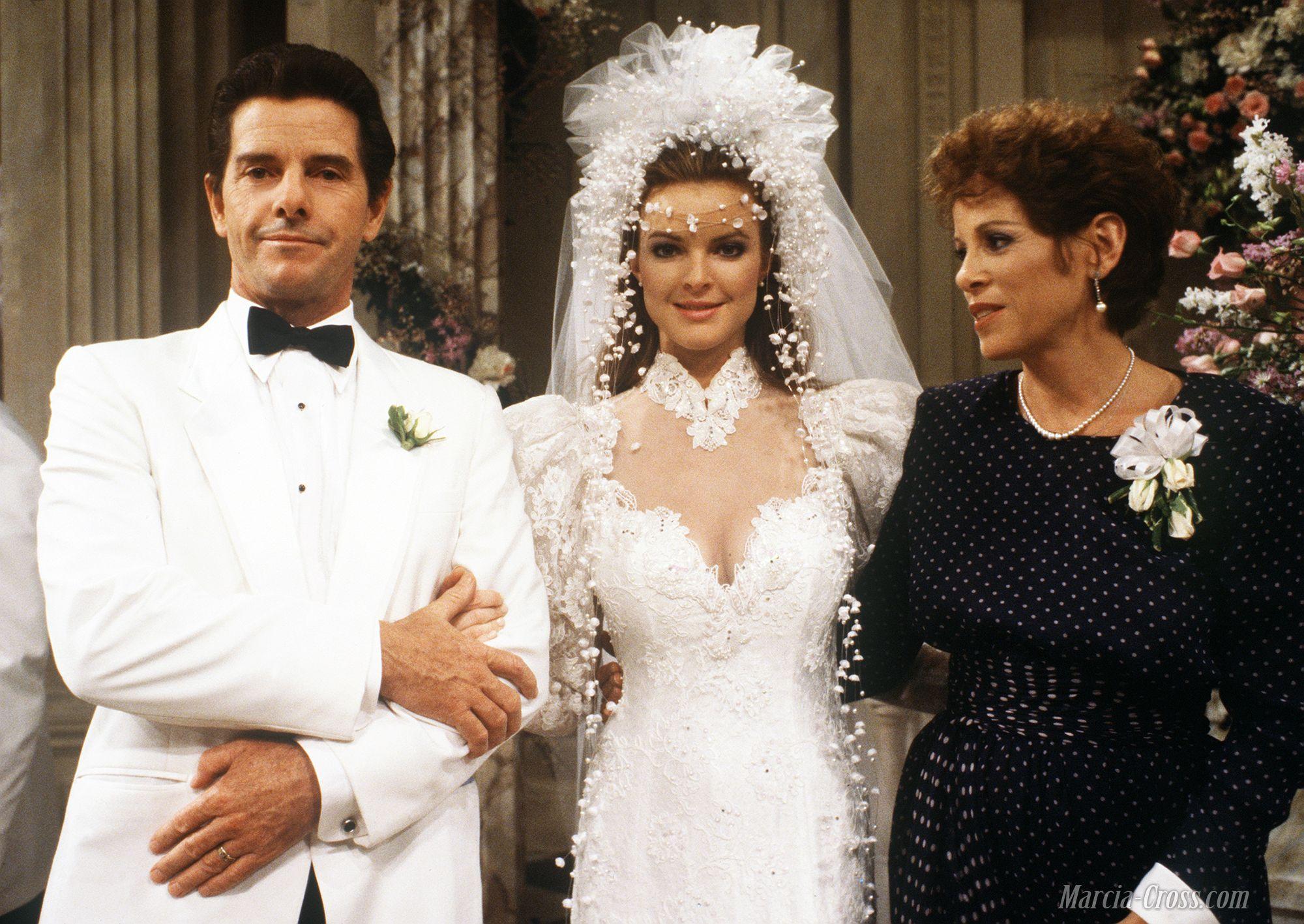 Marcia wedding