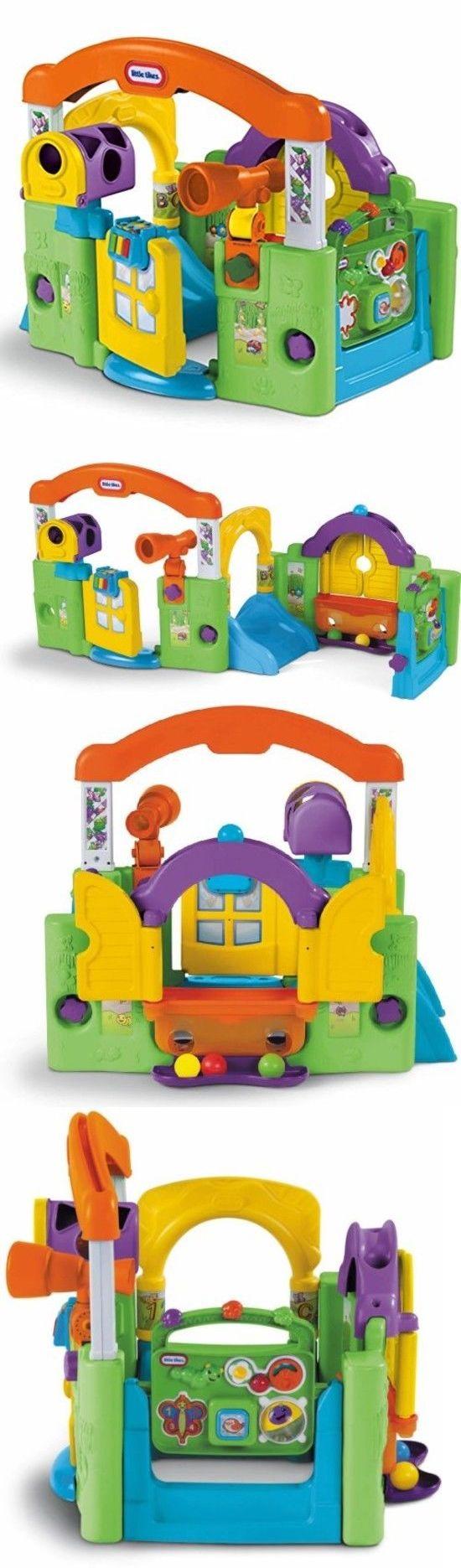 Child Size 2574 Little Tikes Activity Garden Baby Playset