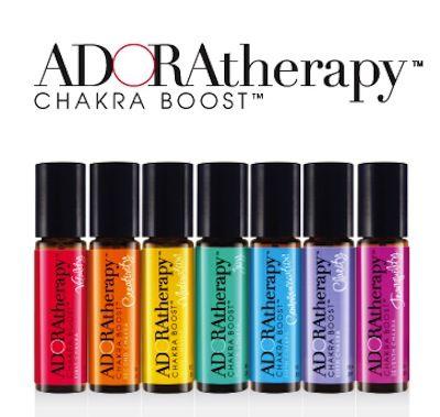 ADORAtherapy Mood Boost – New Aromatic Sprays Stimulate