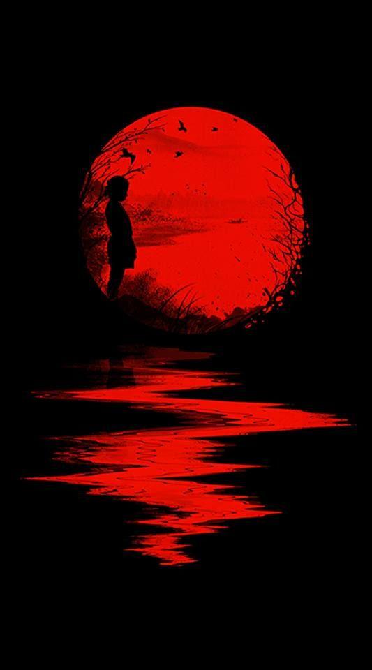 Risultato immagini per red moon