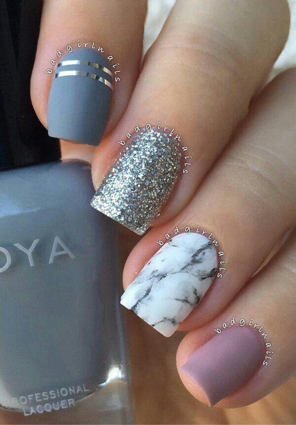 Pin de £!S3TH H3RNAND3Z en Nails | Pinterest | Diseños de uñas, Arte ...