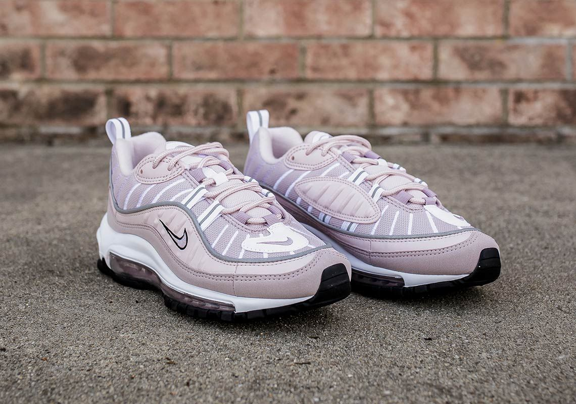 Nike Air Max 98 « Barely Rose » | Chaussure basket nike