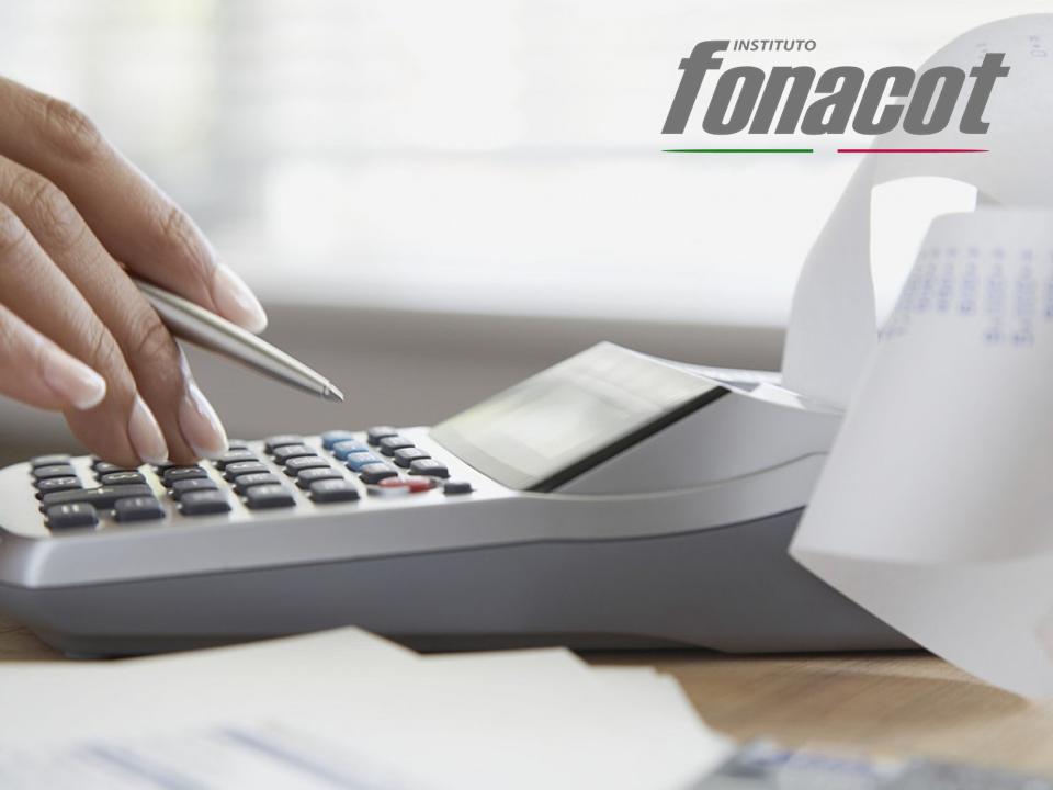 Mejore la administración de su dinero. INFORMACIÓN FONACOT SUR. Para mejorar sus finanzas y la administración de éstas, en Fonacot le recomendamos elaborar un presupuesto para que su dinero rinda más y gaste sólo en lo más indispensable. #infonacot