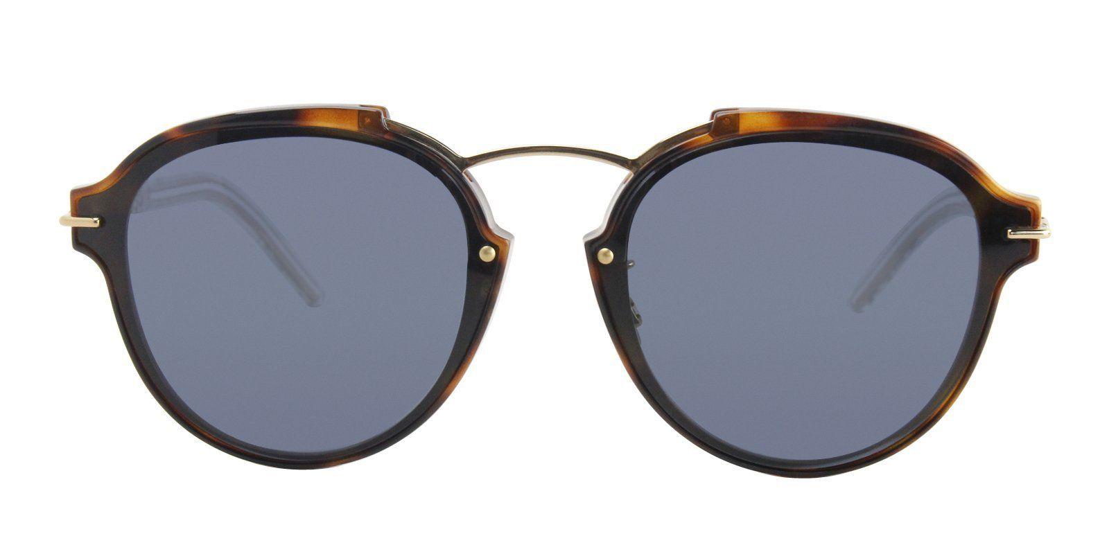 c7a29a284e Dior - Abstract Tortoise - Gray sunglasses