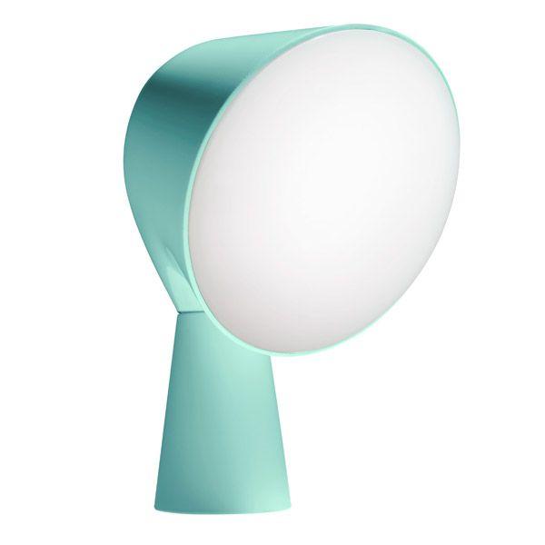 Foscarinin hauskan Binic-pöytävalaisimen on suunnitellut Ionna Vautrin vuonna 2010. Binic-pöytävalaisin valaisee pehmeästi tarkasti rajatun alueen – aivan kuten majakat valonsäteellään.