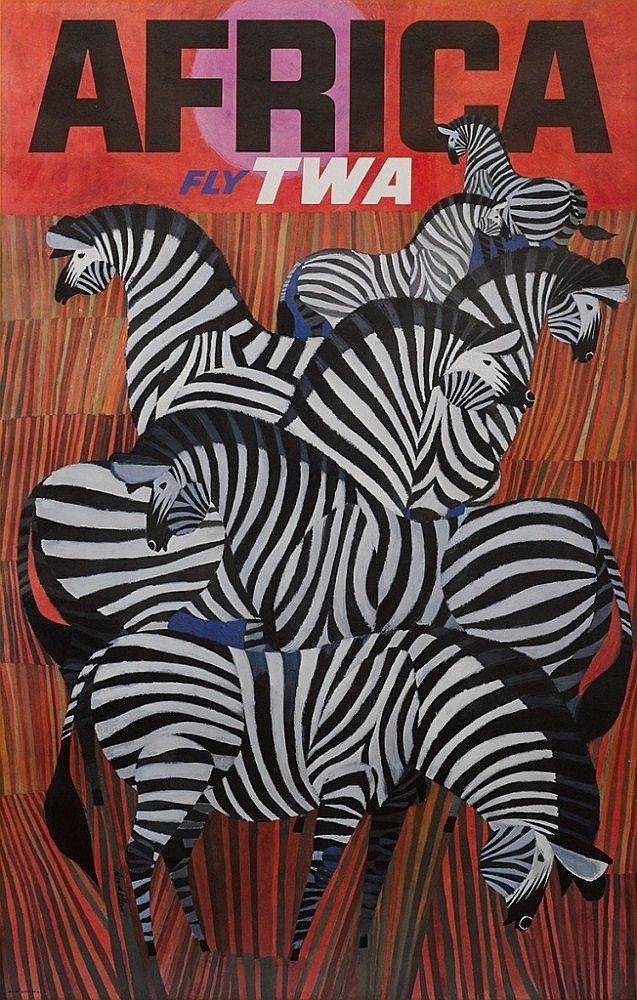 TWA - Africa, David Klein