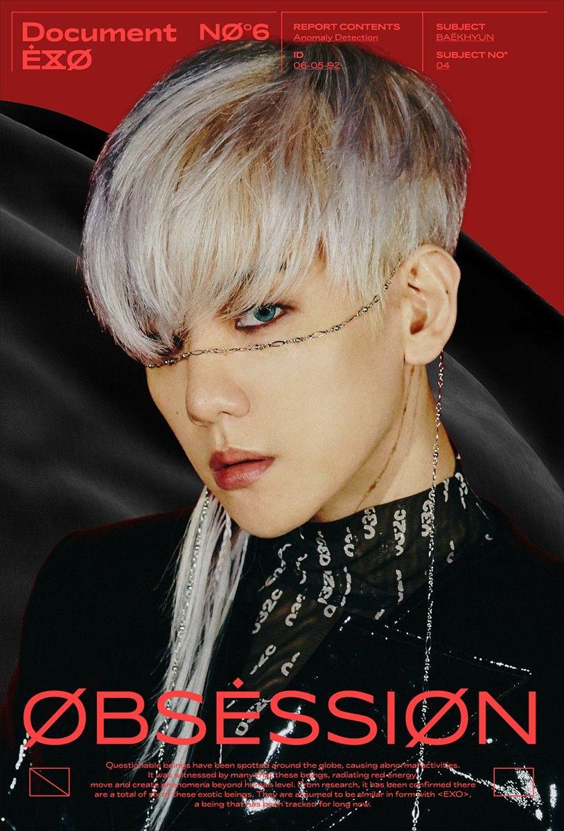Épinglé par Dikaindah sur EXO 2019 | Baekhyun, Exo, Kpop exo