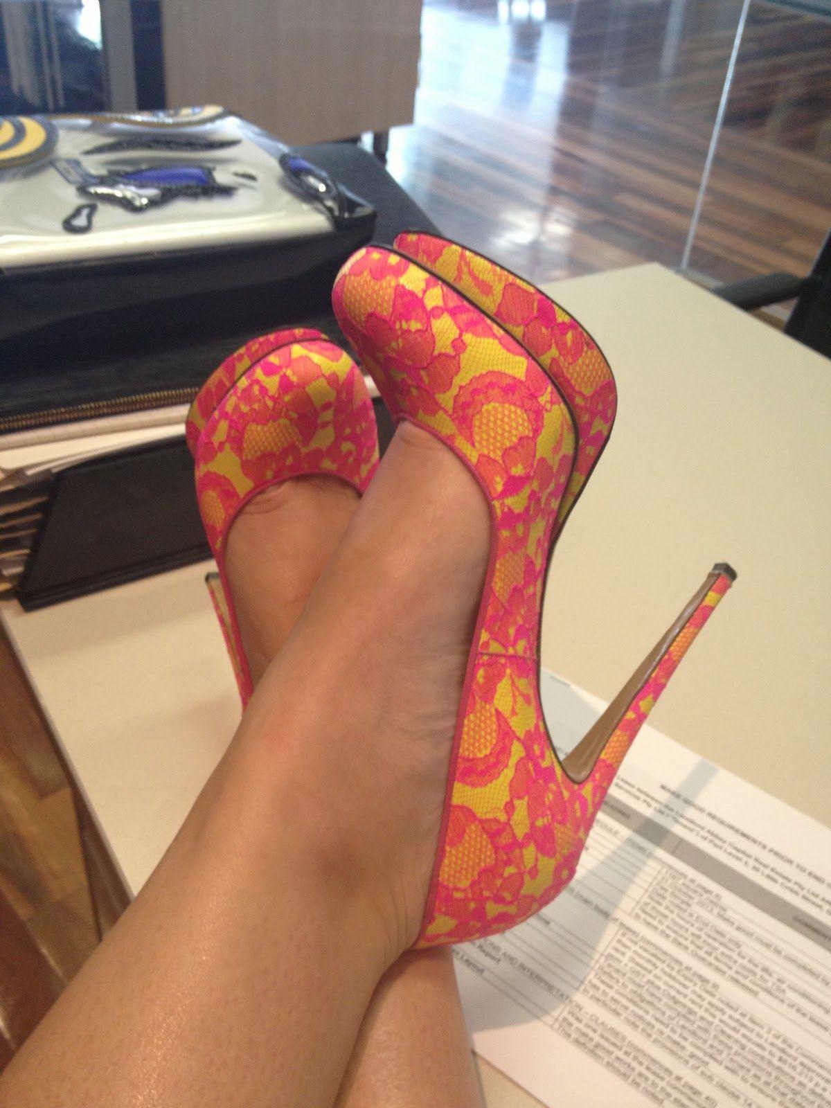 Lovely Jublies Nicholas Kirkwood Shoes Fierce Fashion