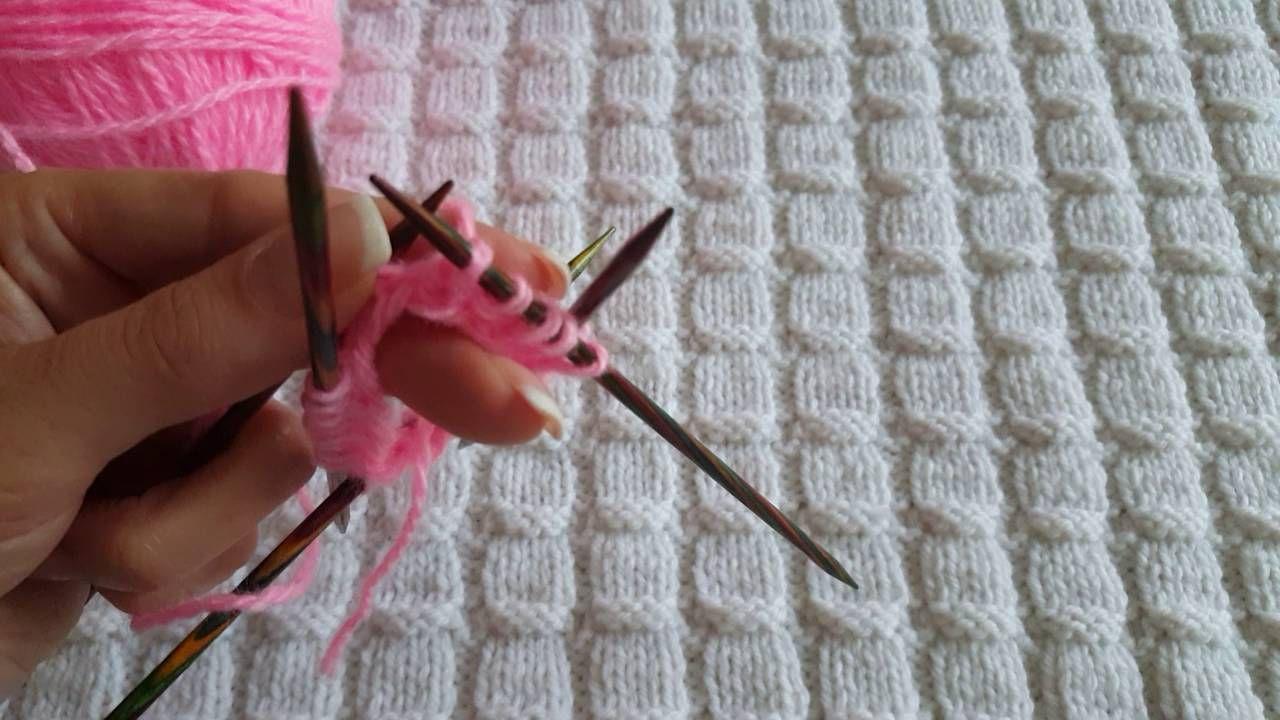 двойная резинка спицами по кругу узоры спицами Knit Crochet