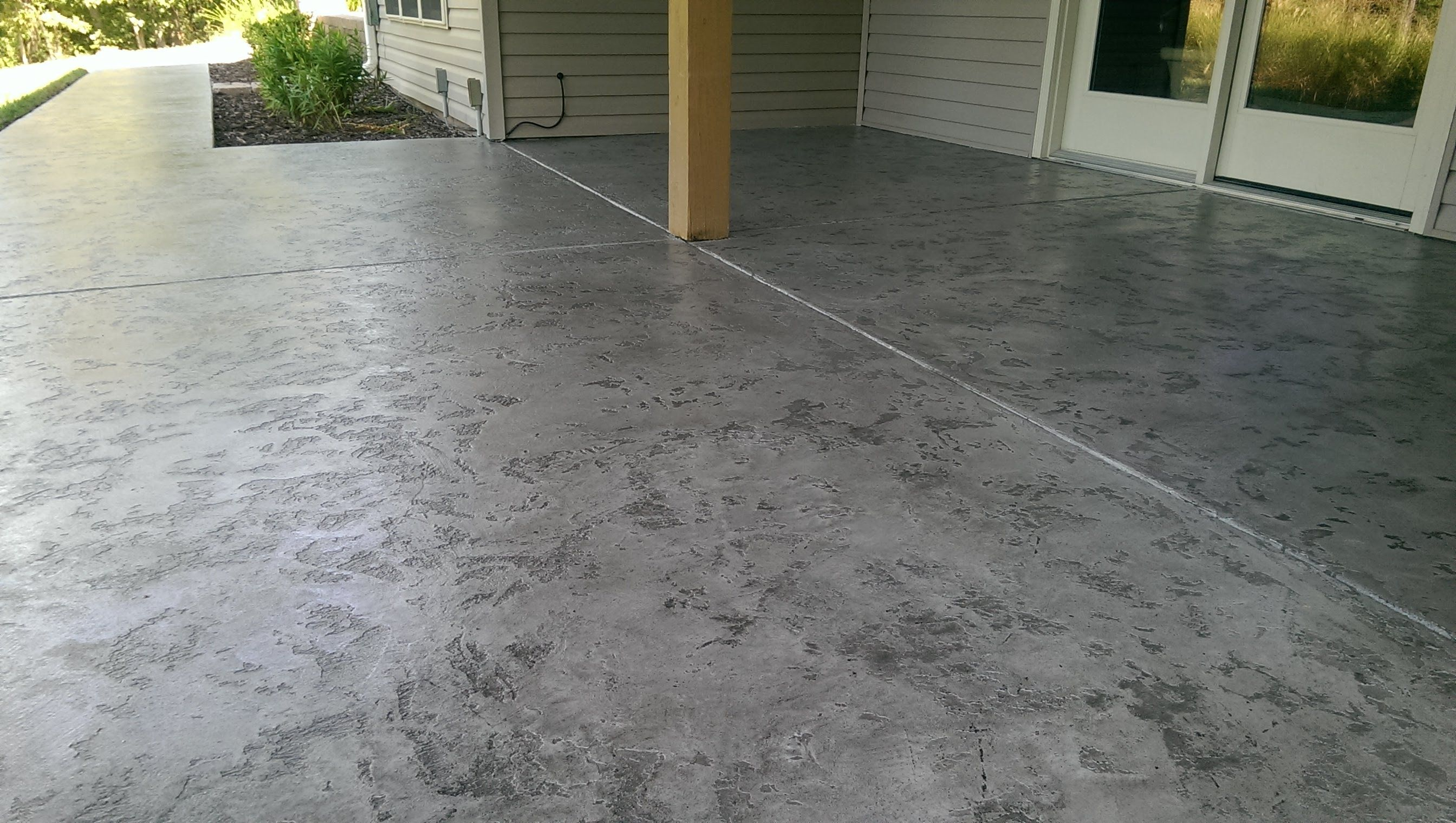Pin By Rick Lafata On Decorative Concrete Acid Stained
