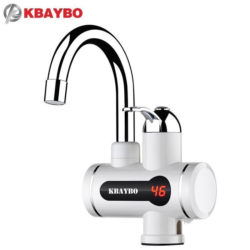 Eco-Friendly, Energy Saving, 3000W Tankless Water Heater / Kitchen ...