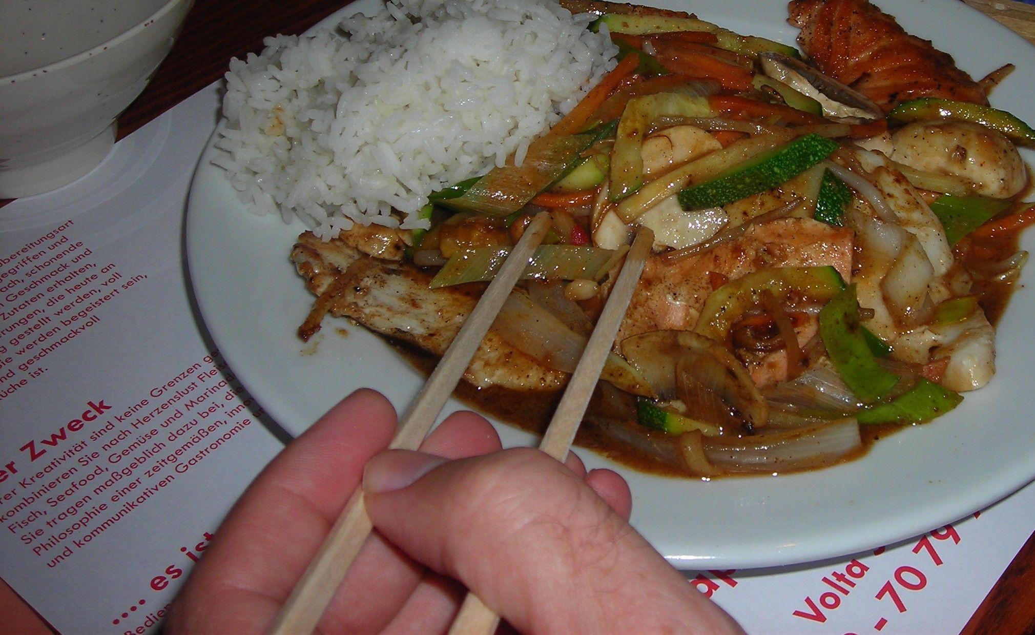 Thai Food Is International Germany Chinese Korean Asian Sushi