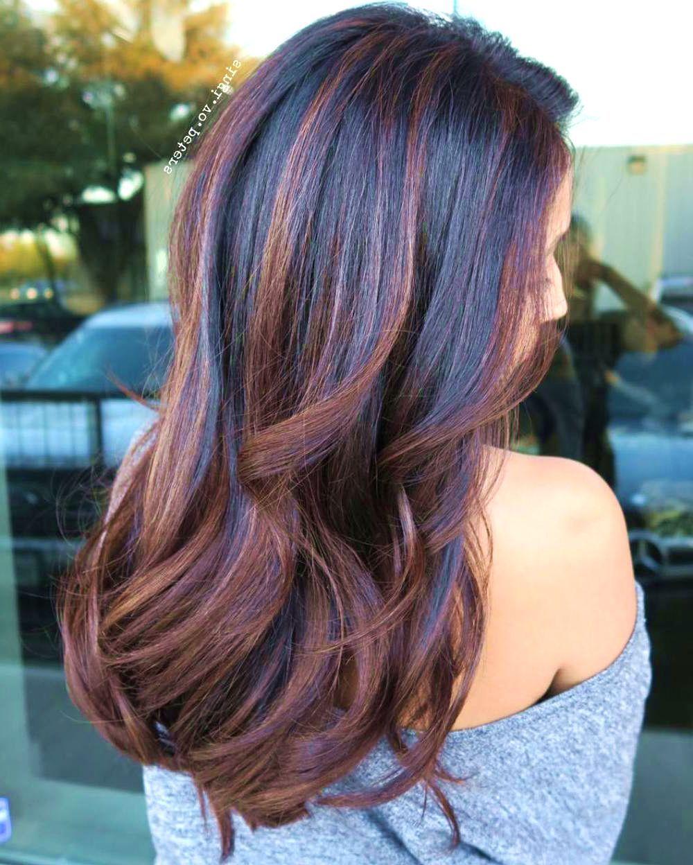 25 Subtle Hair Color Ideas For Brunettes Balayage Hair Hair Styles Hair Colour Design