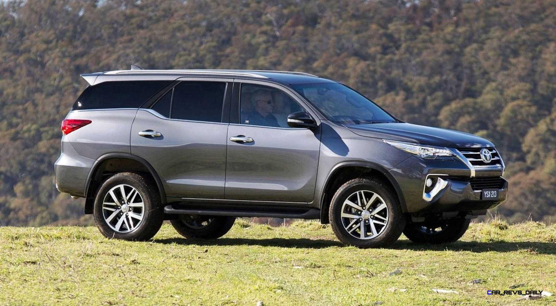 Toyota Fortuner 2021 Philippines Release Toyota 4runner Toyota Innova Toyota