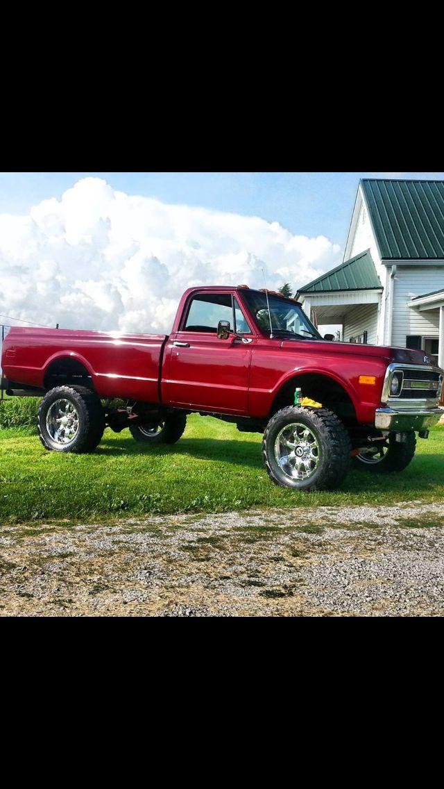 Nice Chevy Truck I Want It Chevy Trucks Trucks Chevrolet