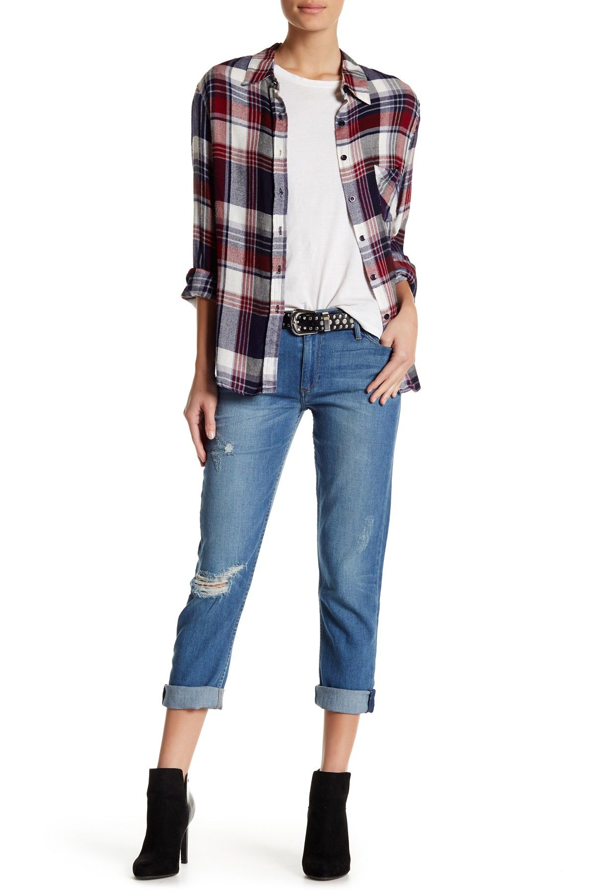 Hipster crop jean by black orchid on hautelook my style pinterest