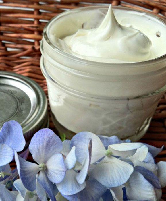 recetas para cremas corporales caseras