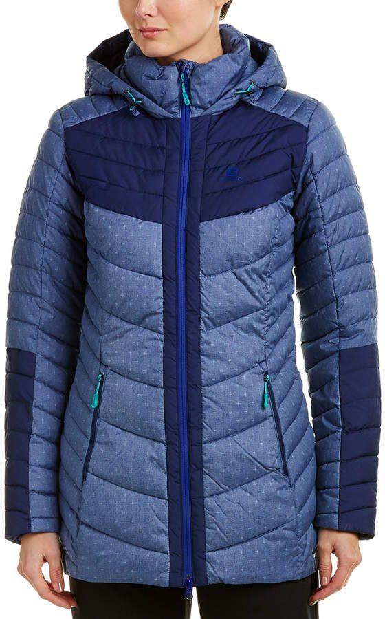 Salomon Stormfeel Jacket | Products | Jackets, Winter
