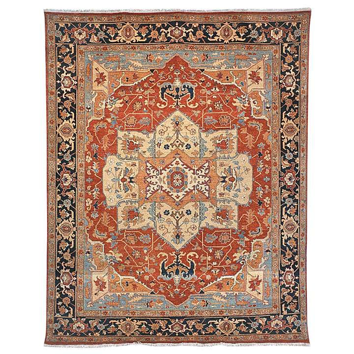 Lancashire Wool Area Rug // Frontgate