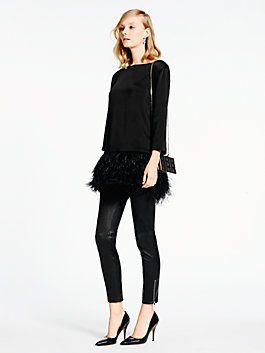 madison ave. collection marci top