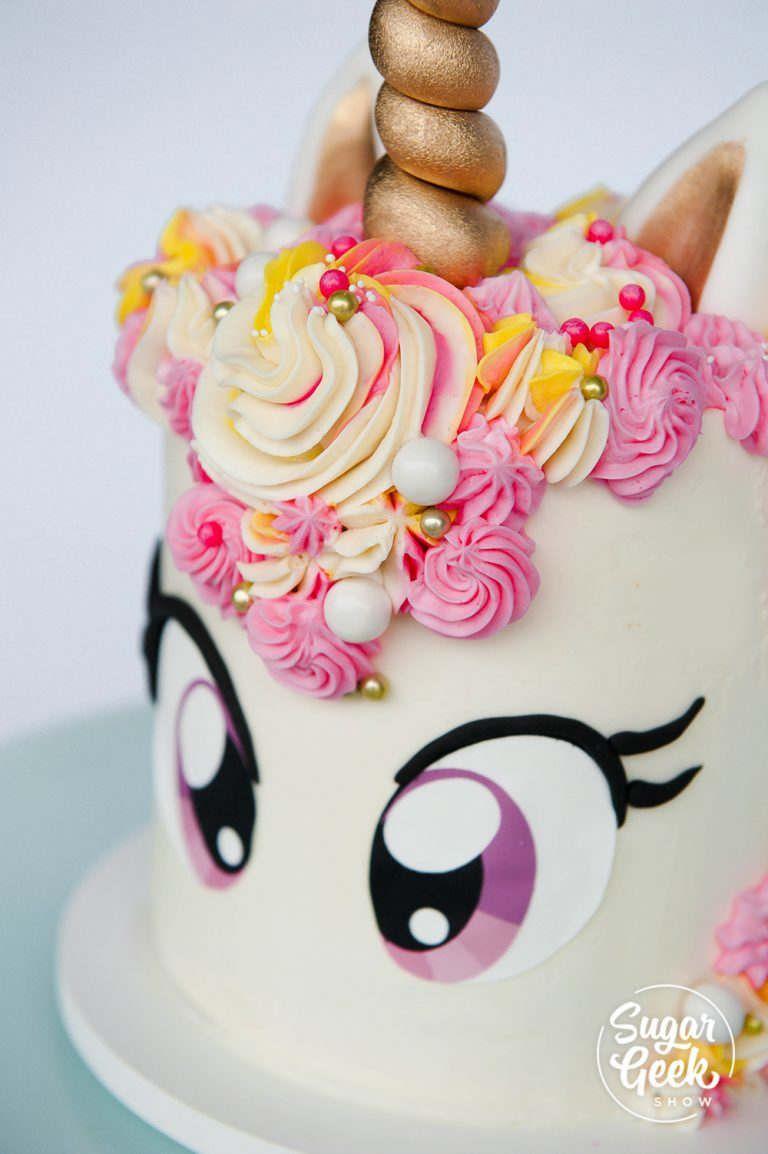 Unicorn Cake Recipe With Images Unicorn Cake Rainbow