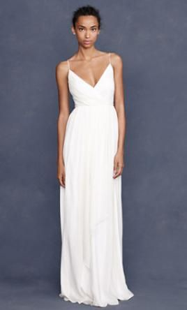 J. Crew Angelique: buy this dress for a fraction of the salon price on PreOwnedWeddingDresses.com
