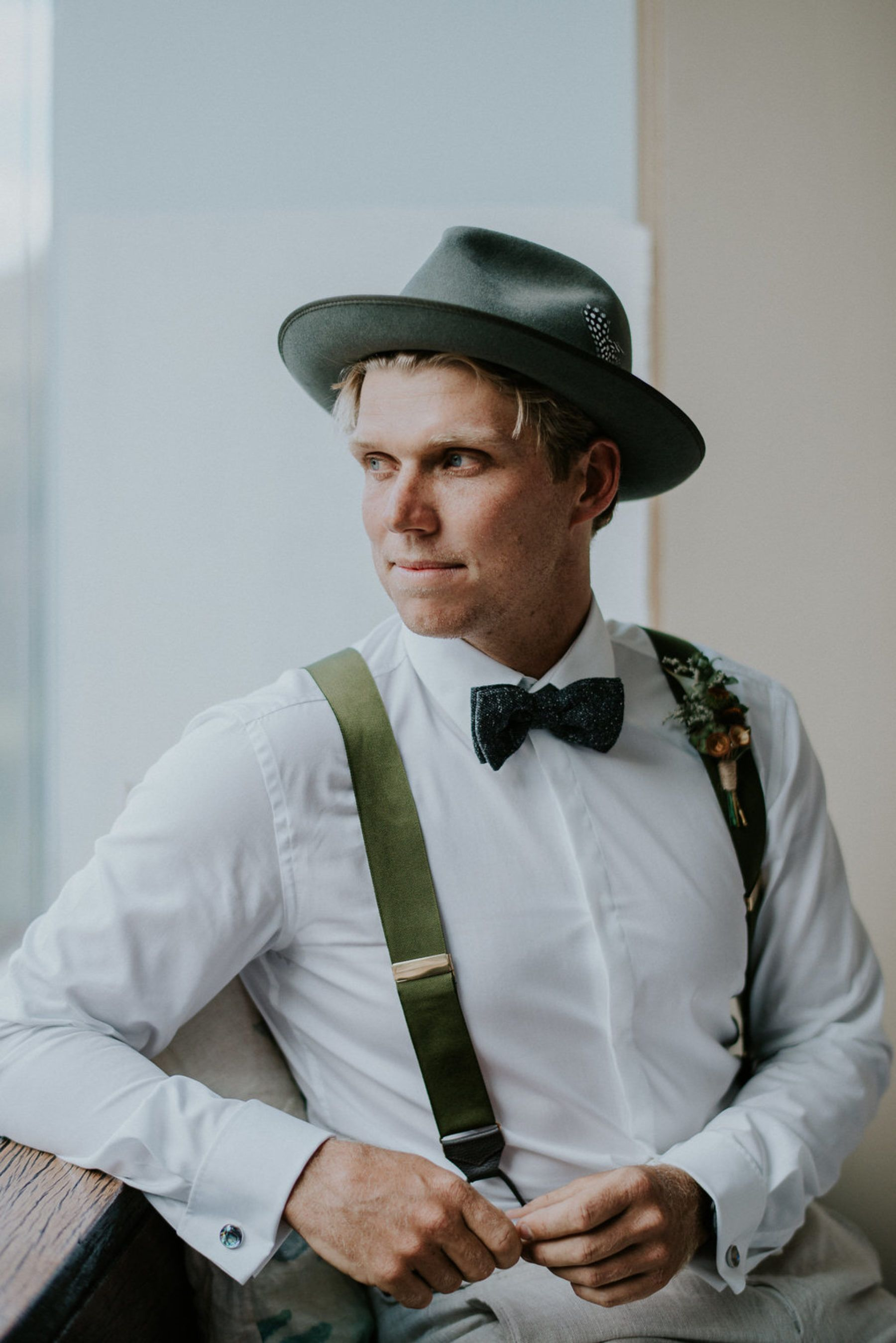 Jesse & Araluen\'s Carefree Country Wedding | Pinterest | Akubra hats ...
