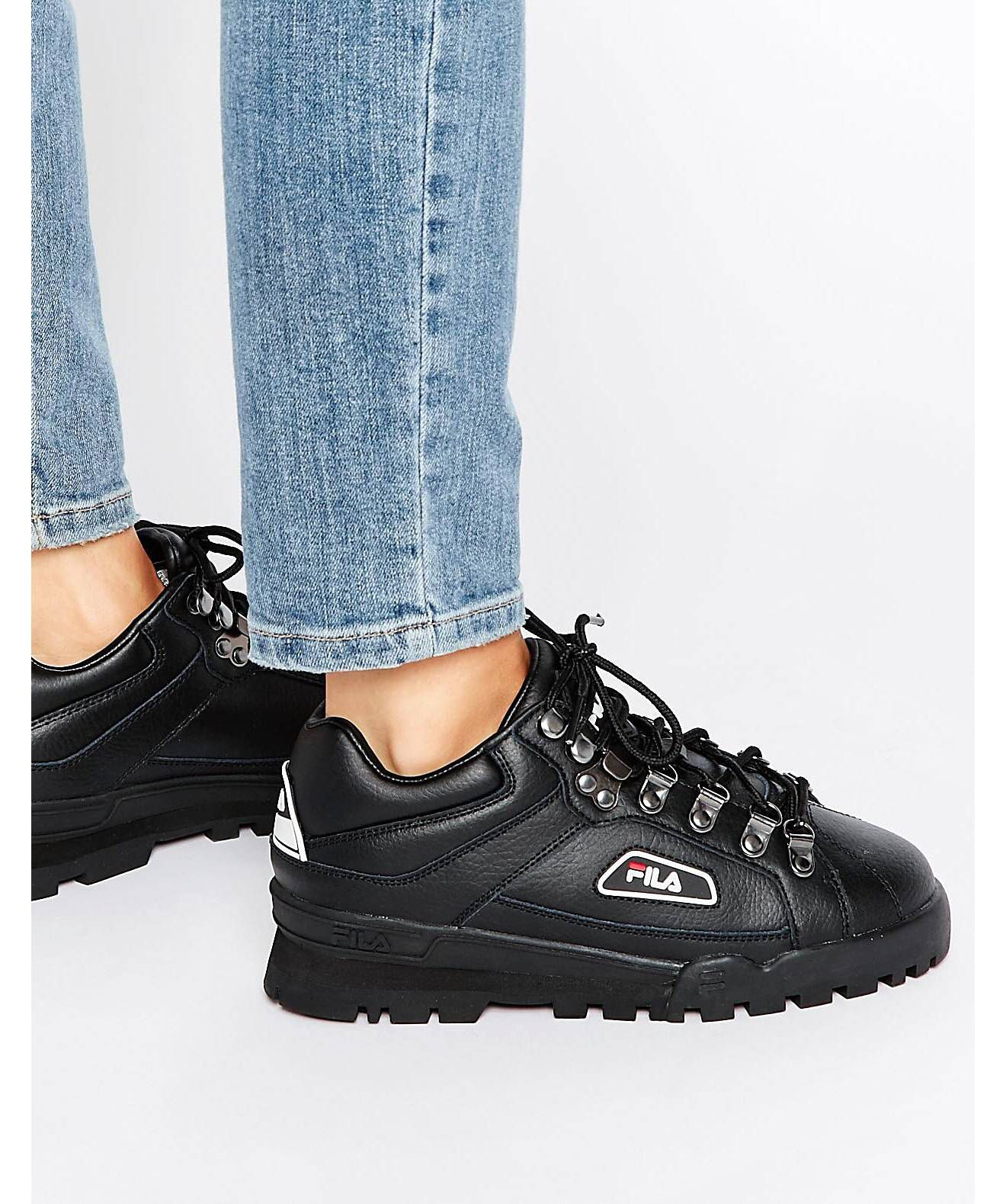 Fila Trailblazer | Sneakers, Vintage sneakers, Vintage boots
