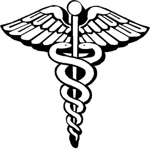 This Is The Medical Symbol My Life Dream Is To Become A Doctor