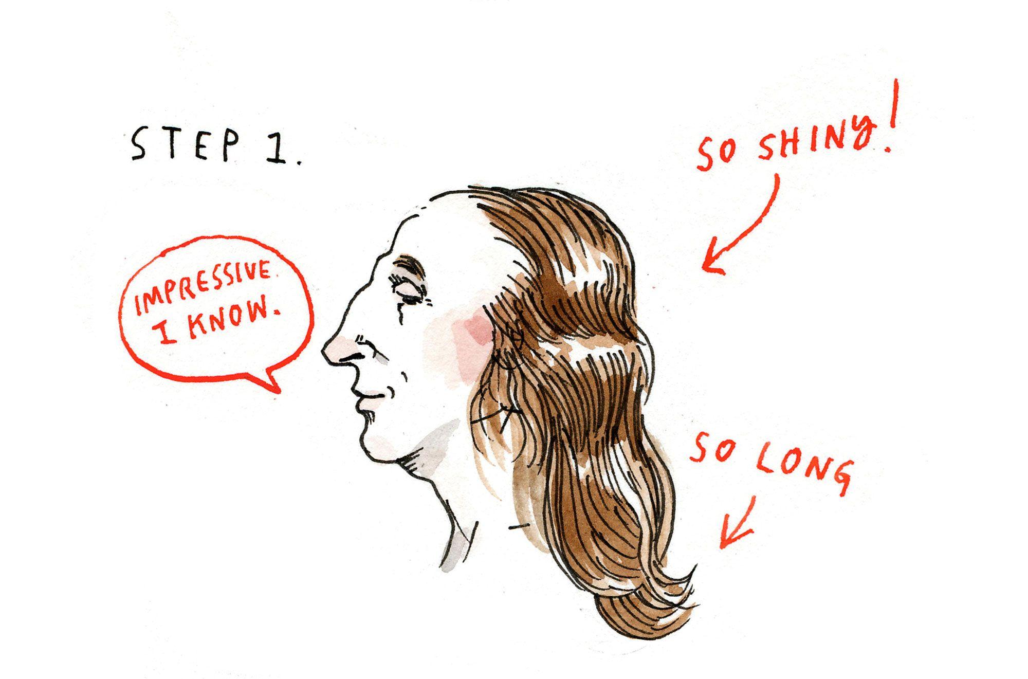 George Washington\'s Oh-So-Mysterious Hair