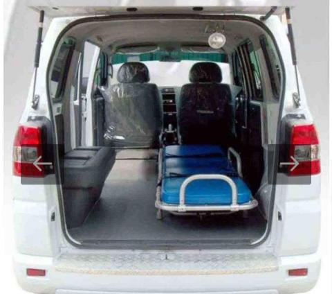 Foto Tipe Tipe Ambulance Ambulans Daihatsu Toyota