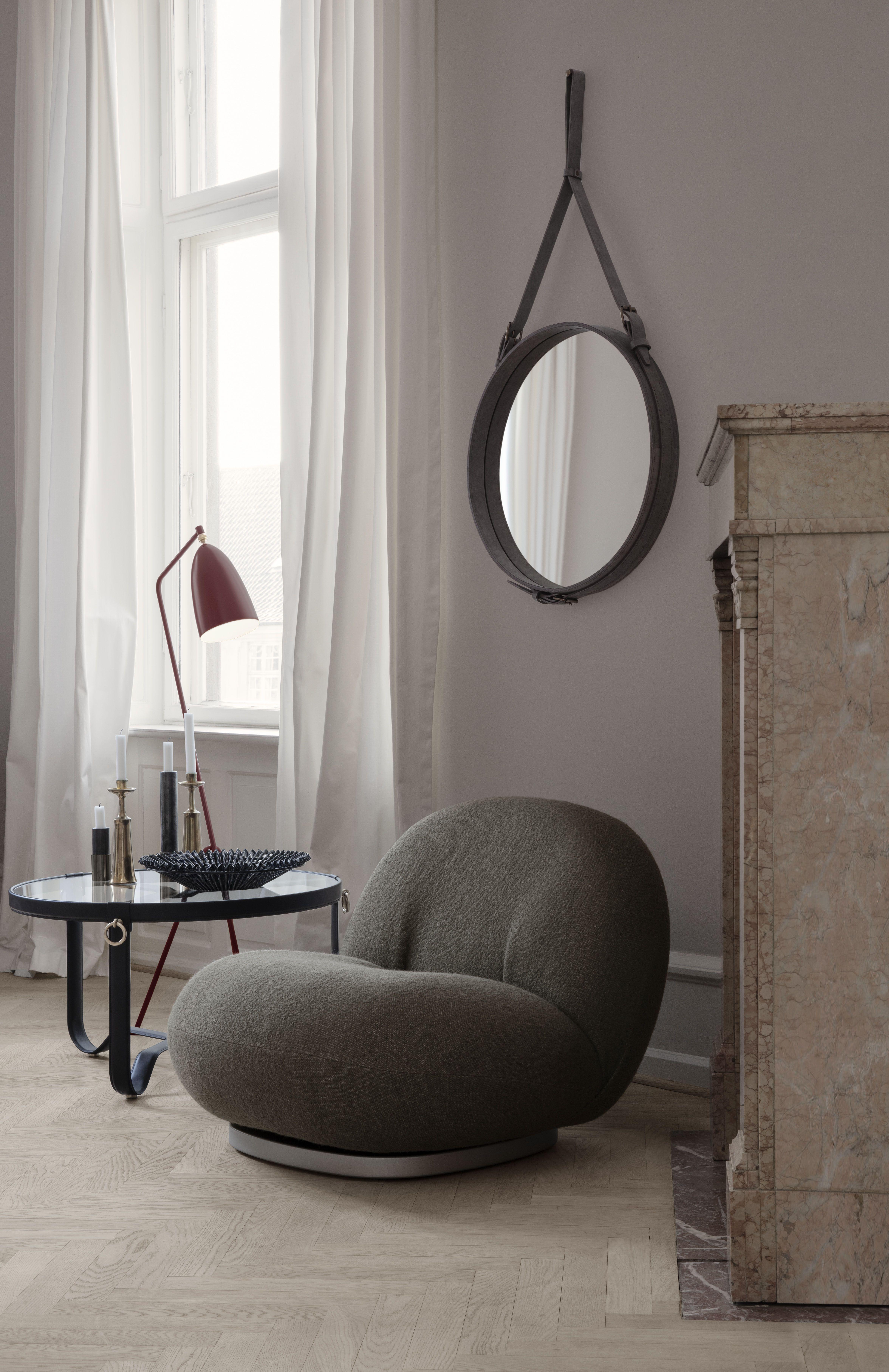 Fauteuil Pacha Pierre Paulin Blanc Made In Design Mobilier Contemporain Idees De Decor Mobilier