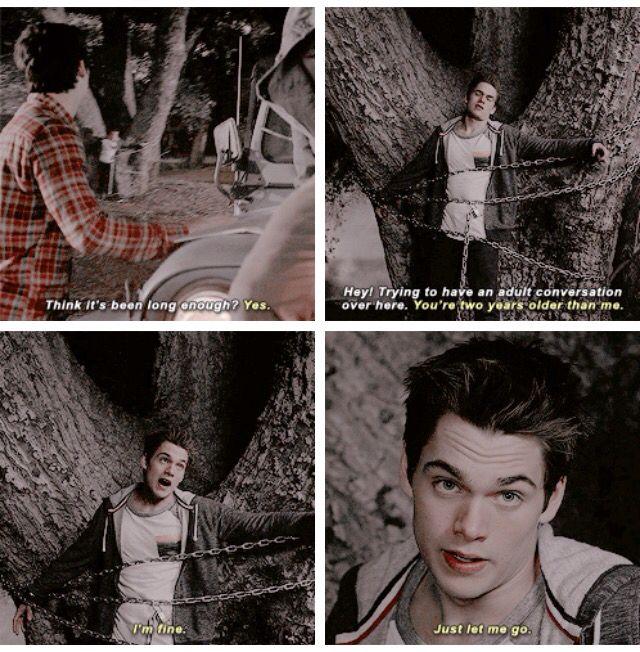 Liam Dunbar from Teen Wolf
