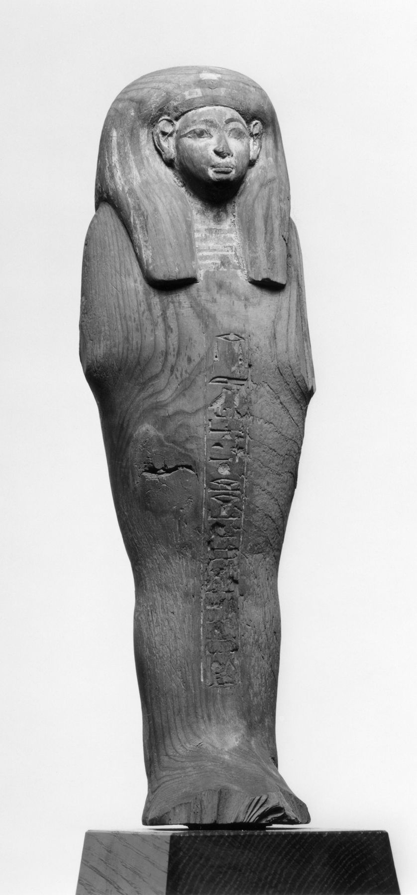 Ushabti of Ken-Amun. Ken-Amun. Ken-Amun was overseer of the royal records during the 19th Dynasty of ancient Egypt. He was married to a woman named Isis who was a singer of the god Atum. His tomb, discovered by Zahi Hawass in 2010 was found in Tell el-Maskhuta, near Ismailia, 75 miles (120 kilometers) east of Cairo. It was the first ever Ramesside Period tomb uncovered in Lower Egypt. Walters Museum, 22194
