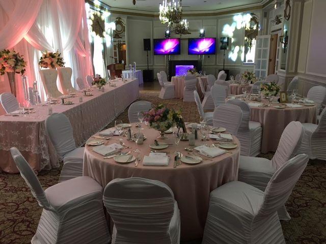 Wedding at Fairmont Château Laurier