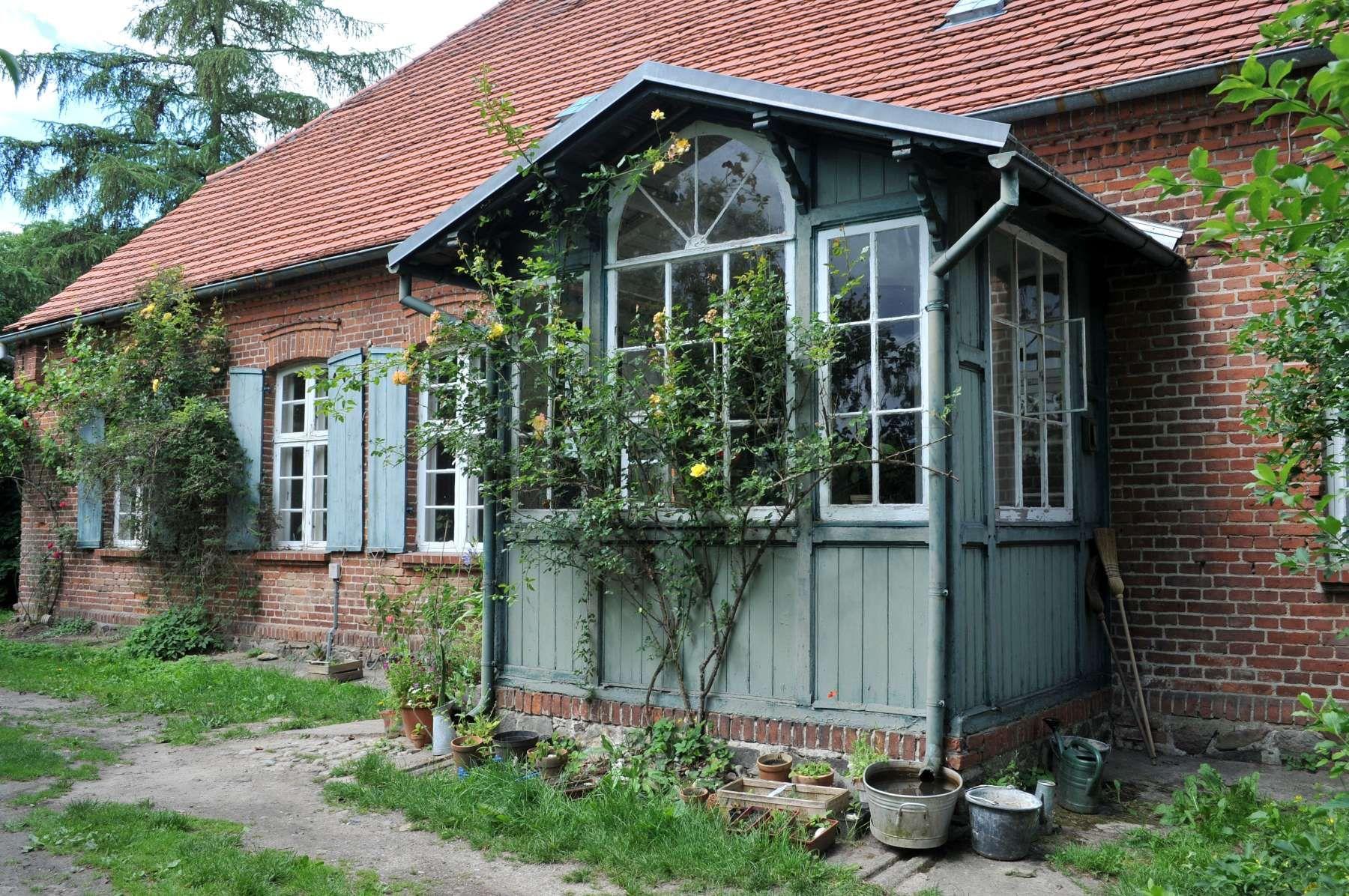 Pfarrhaus in Qualitz in MecklenburgVorpommern Haus