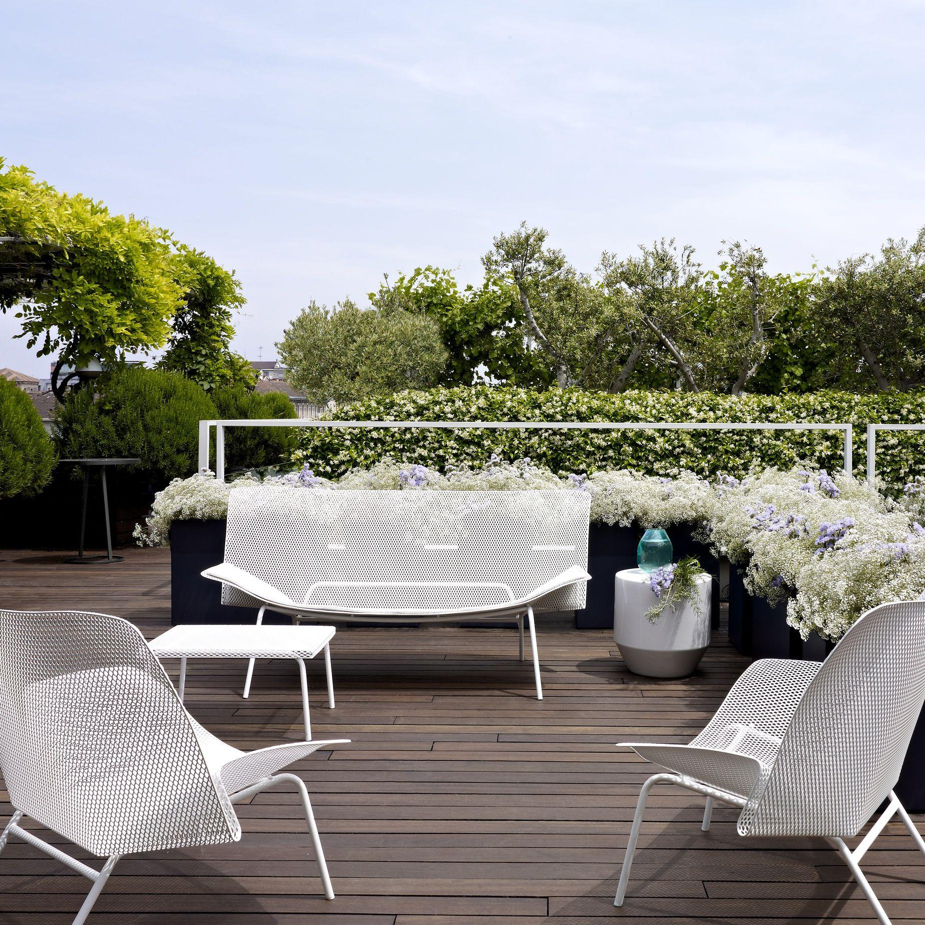 Grillage, Sofas Designer : François Azambourg | Ligne Roset