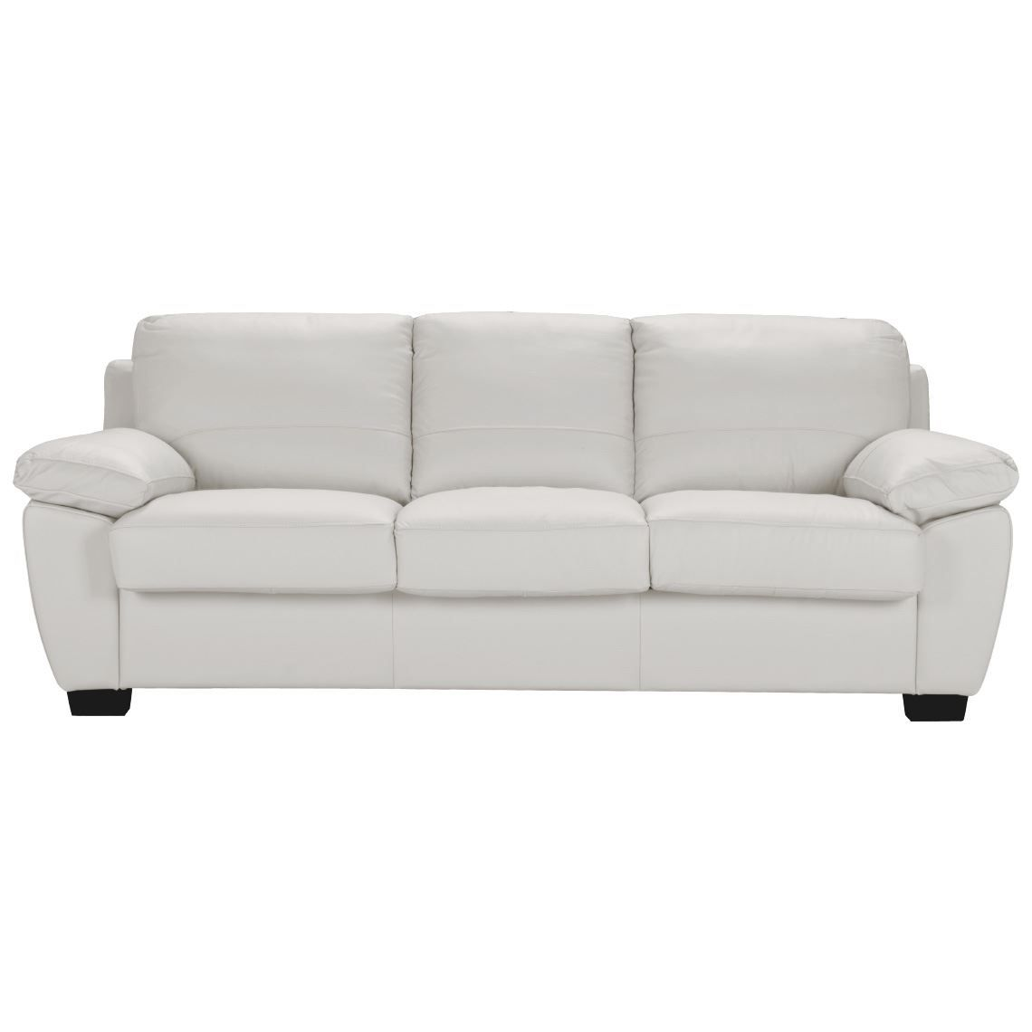 Lucas 3 Seat Leather Sofabed Sofa Bed Freedom Furniture Sofa
