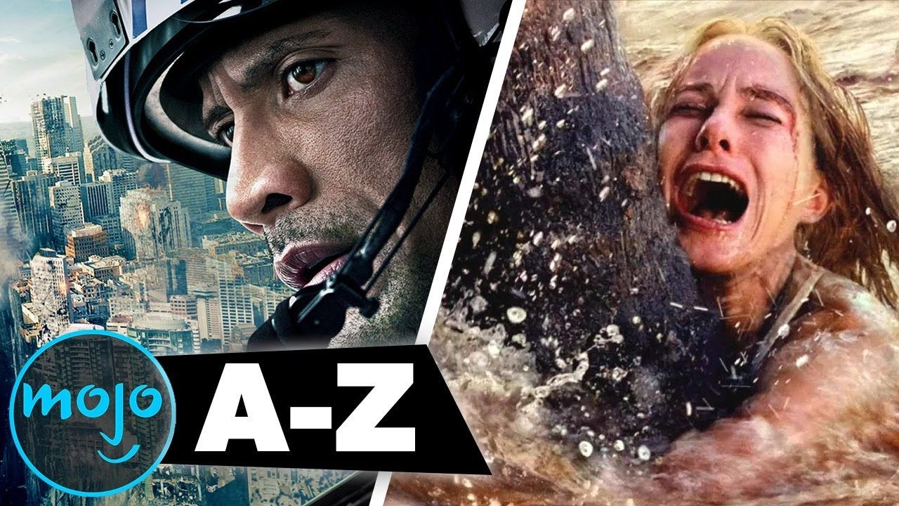 The Best Disaster Movies of All Time from A to Z YouTube