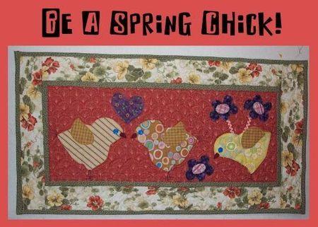 Spring chicks (patronen)
