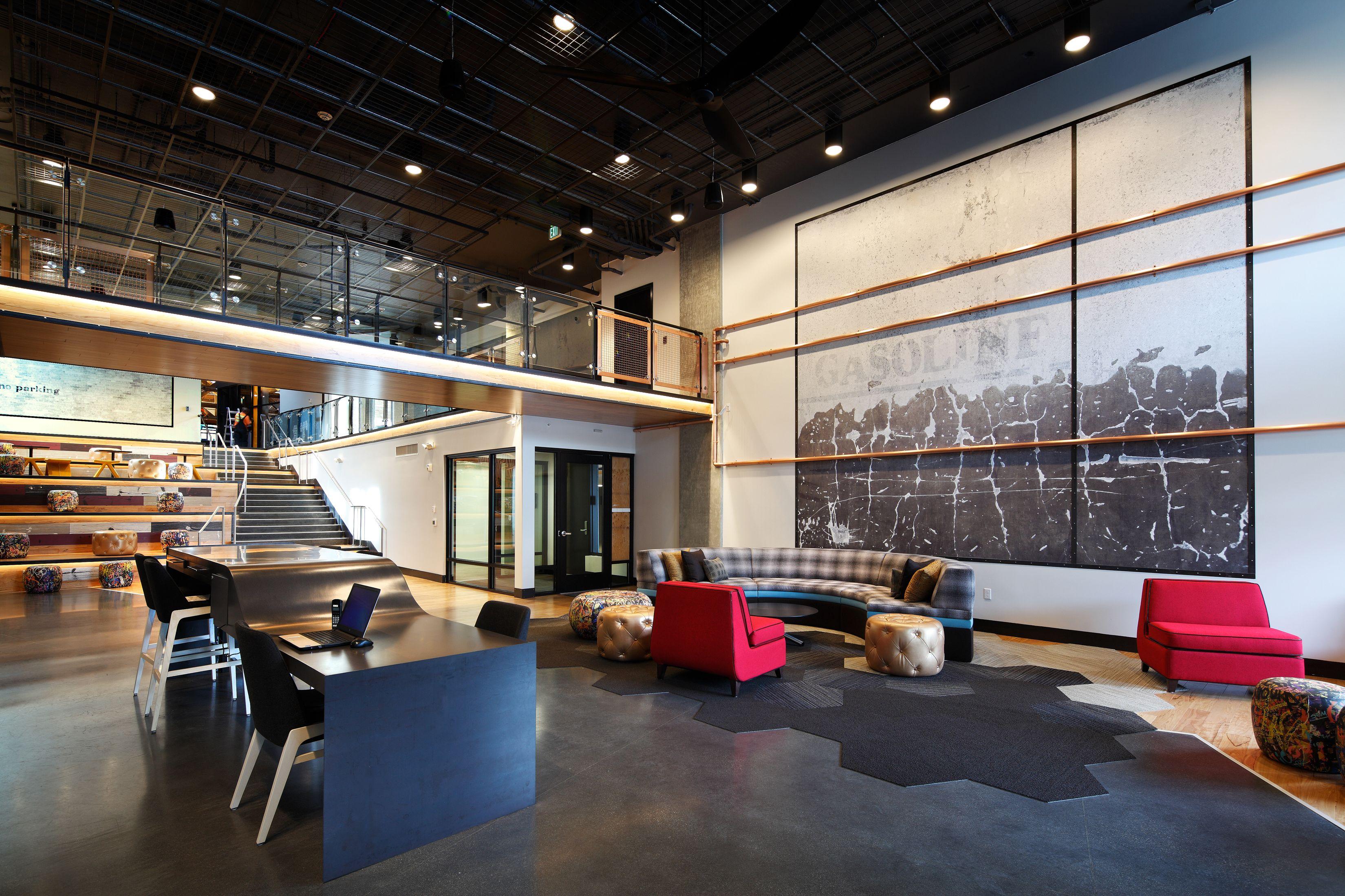 Degen Degen Architecture And Interior Design Ava Capitol Hill Wa Cool Apartments Building Design Seattle Apartment