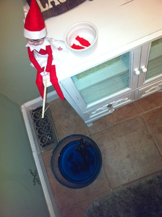 100+ Funny Elf on the Shelf Ideas so that your Elf