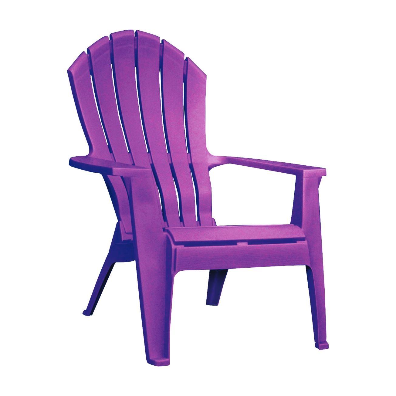 Adams real comfort resin adirondack chair 8371123900