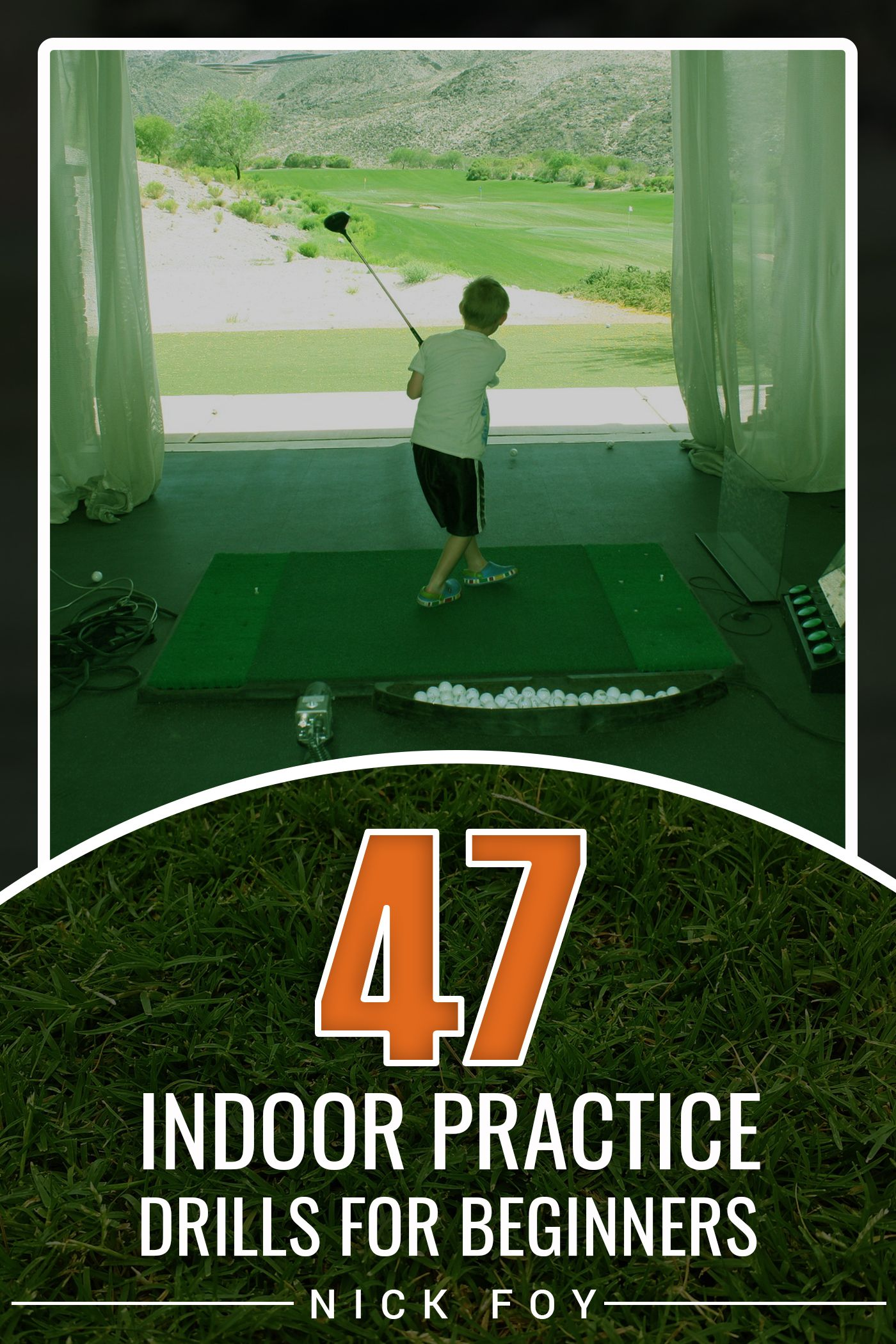 47 Indoor Golf Practice Drills How To Improve At Golf From Home Golf Tips For Beginners Drill Golf Lessons