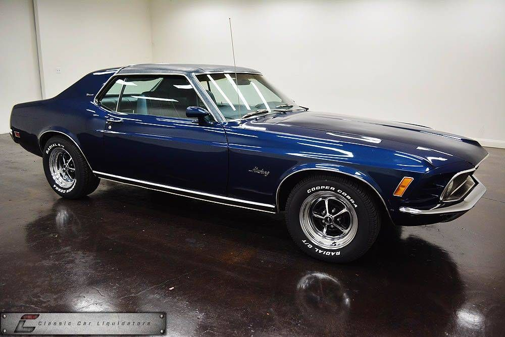 1970 Ford Mustang Grande For Sale Hemmings Motor News Ford Mustang Coupe 1970 Ford Mustang Mustang Coupe